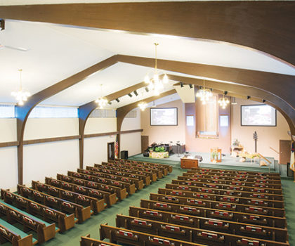 Painesville's First Church of Christ is re-emerging as a leader in serving the community