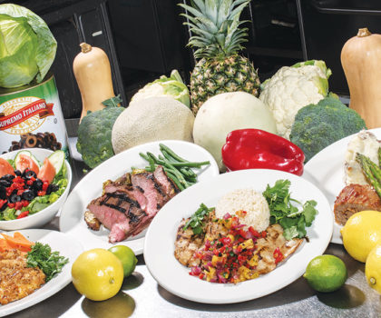 Talerico Catering Company offers a different twist on catered party fare
