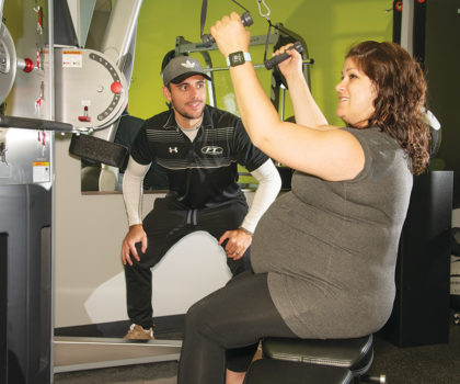 Here's how Fitness Together in Bay Village is helping Katie S. stay strong and fit during her pregnancy