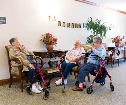 Strongsville's Westwood Place Senior Apartments celebrates 40 years