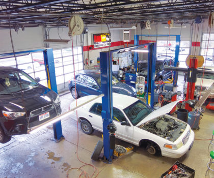 Brunswick's new Rad Air location offers a radically different auto repair experience