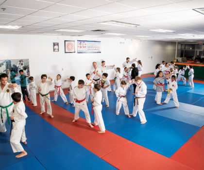 At Jeff Ellis' International Karate Centers, students moving from white to black belts are empowered with positive life skills for future success
