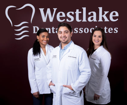 A visit to Westlake Dental Associates can have you smiling brightly