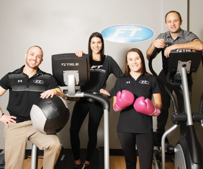 At Fitness Together in Bay Village, the personal training styles of the trainers are a cut above