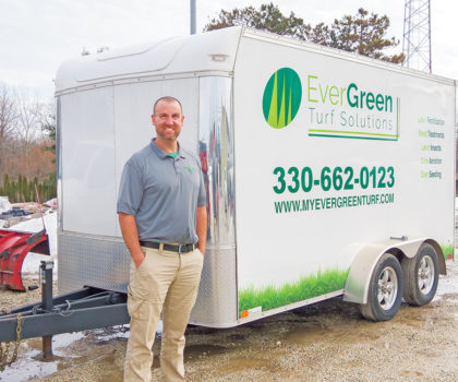Now is the time to get on the seasonal schedule with EverGreen Turf Solutions