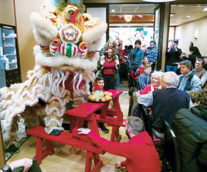 House of Hunan ushers in the Chinese New Year with tantalizing fanfare