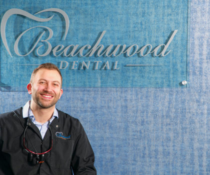 At Beachwood Dental, every patient visit starts with a conversation