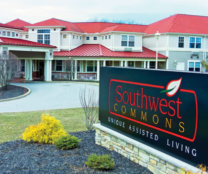SouthWest Commons has risen to the challenge to keep residents happy, healthy and engaged