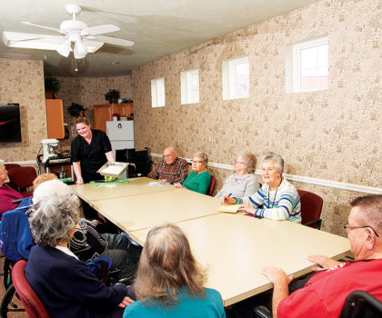 How do you know when you're ready to transition to assisted living?