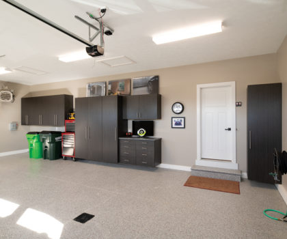 Encore Garage Ohio can reimagine your garage space, so you have more room to roam