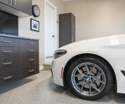 Your garage is sitting quietly, waiting for you to  make it the new home gathering venue, workout room, playroom and more