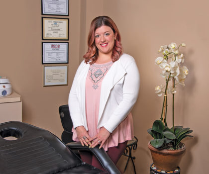 Permanent makeup is having a moment and Nicky Harris of New Heights in Hair is part of it