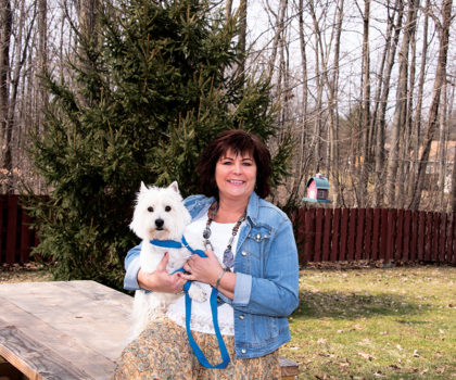 Sandra Jenkins, owner of Dog Gone Crazy, is just plain nuts about caring for your pet