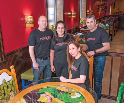 Nothing about the Murphy family's new La Mexicana Cantina & Grill is ordinary