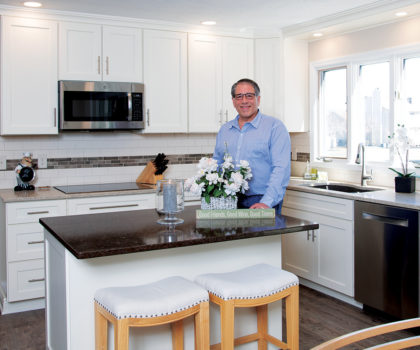Art and Cheryl Iacofano's Acclaim kitchen remodel, deconstructed