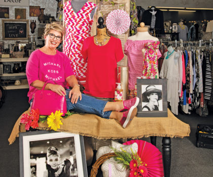 Gerri's Closet keeps you first in fashion