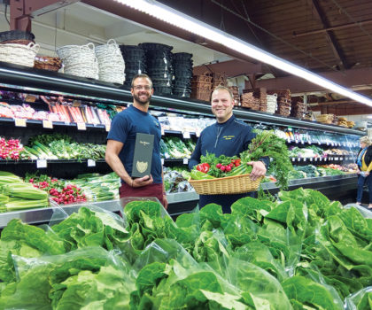 Solon's Miles Farmers Market is a Cleveland-area institution, offering fresh, local produce, meats, seafood, baked goods, homemade salads, and more
