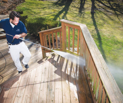 Find out how to save yourself the cost of a deck replacement with Chagrin Home Improvements