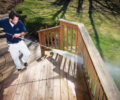 Here's how Chagrin Home Improvements can get your deck winter ready