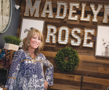 With a fresh expansion and even more fab fashions to love, Madelyn Rose Boutique continues to blossom