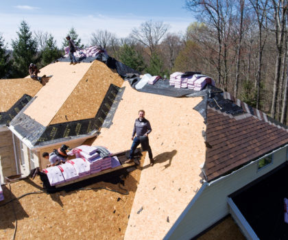 Fall is the ideal time to replace your roof and protect your home from the icy grip of winter