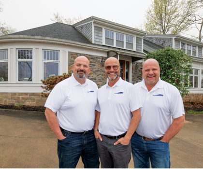 Here's how the Martinis brothers of Home Exteriors are changing the exterior home renovations industry, one project at a time