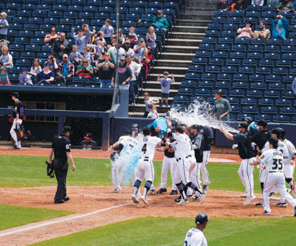 The Akron RubberDucks and Canal Park take top honors for offering the biggest, boldest, most family-friendly fan experience around