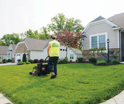 Peters Professional Landscaping can transform your yard into the peaceful, carefree living space you crave
