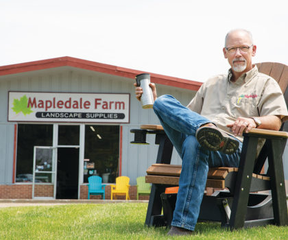 Mapledale Farm is one of the area's leading sources for all things landscape supplies