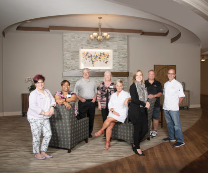 For every resident, every day, it's personal at Vista Springs Ravinia