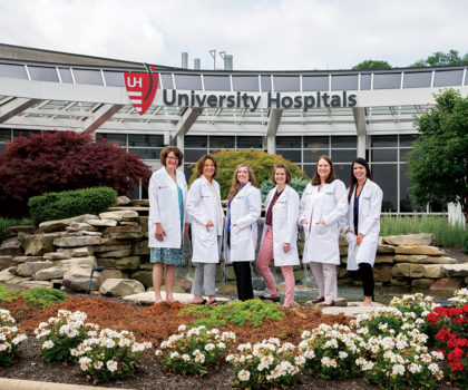 University Hospitals Geauga Medical Center helps to take care of women through all the stages of life