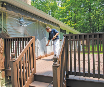 Chagrin Home Improvements can revitalize your deck now so that you can enjoy the rest of summer outdoors