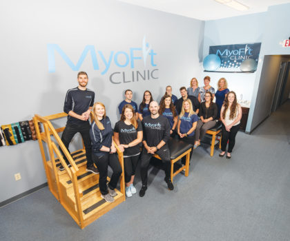 Sharon turned to MyoFit Clinic physical therapy when she was told she needed knee surgery