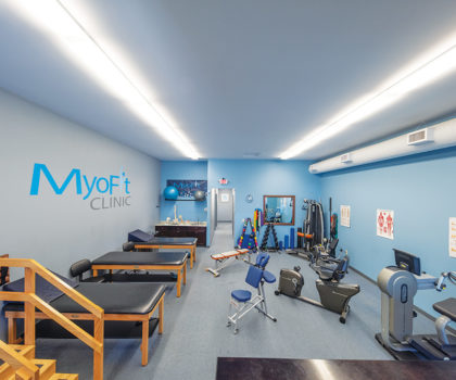 Try physical therapy at MyoFit for what ails you
