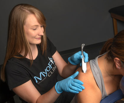 Look to MyoFit Clinic for shoulder pain relief