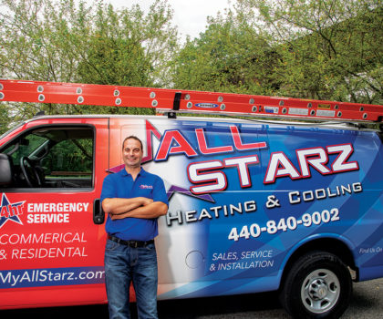 All Starz Heating & Cooling takes customer service so seriously, owner Johnny Karim handles all repairs personally