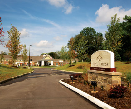Vibrant senior living happens at Vista Springs Ravinia