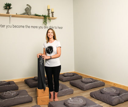 The new Honor Yoga in Fairlawn promises a welcoming environment for people of all fitness levels