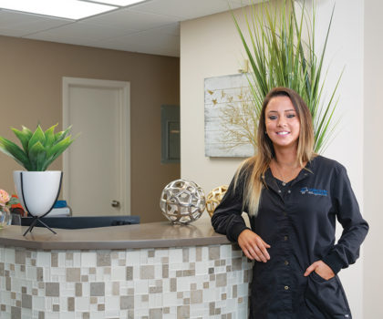 Dr. Rachel Beckett has joined the team at Valley Smile and Implant Studio