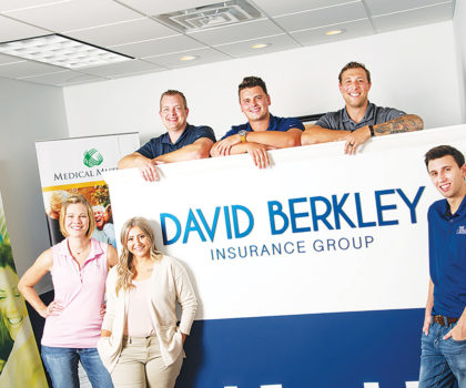 The freshly formed David Berkley Insurance Group is taking a rogue approach to offering insurance coverage