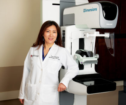With the addition of the Fast Breast MRI, doctors at University Hospitals Geauga Medical Center are finding cancer faster