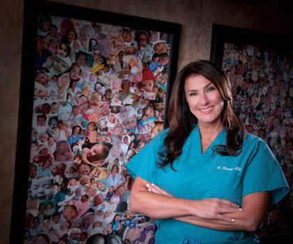 Dr. Kimberly Kraus makes it her priority to provide exceptional and personalized care to all of her patients