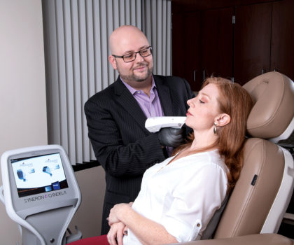 With Dr. Michael Yerukhim's Profound RF, patients are experiencing a dramatic difference in their skin