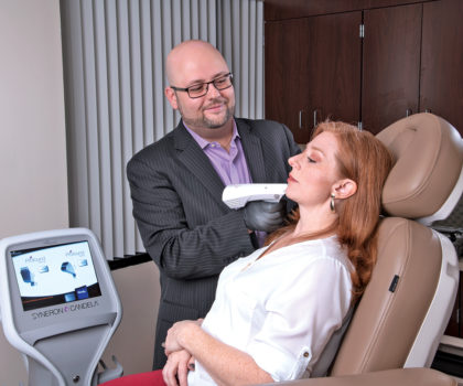Dr. Michael Yerukhim's Profound RF is an aesthetic game-changer