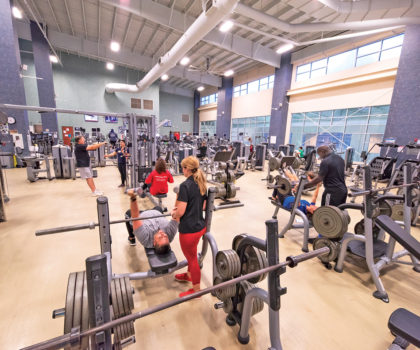 At the Fitness Center at University Hospitals Avon Health Center, the fitness specialists focus on your year-round goals