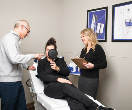 Smith Cosmetic Laser Surgery goes beyond the basics of cosmetic rejuvenation to help people rediscover their best selves