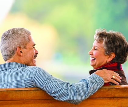 Retiring with a younger spouse