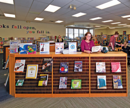 The Lorain Public Library System has plans to expand the Avon Branch, and you can help to make it happen