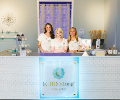 People are finding the relief they crave from a remarkable, natural source at Your CBD Store in Willoughby