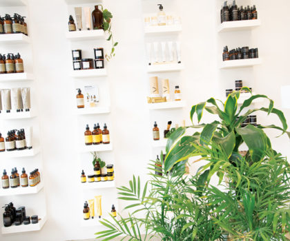 Agapé Organic Salon + Spa brings a love of natural, organic beauty care to Broadview Heights
